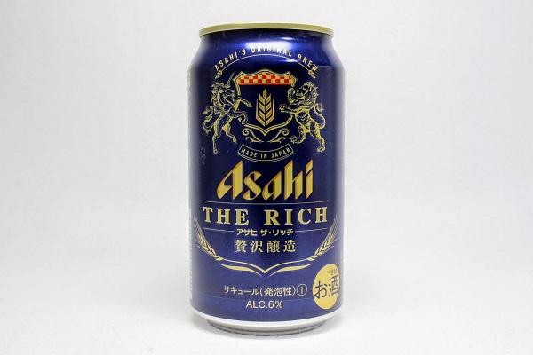 ザ まずい アサヒ リッチ